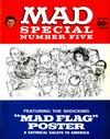 Cover for MAD Special [MAD Super Special] (EC, 1970 series) #5