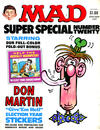 Cover for MAD Special [MAD Super Special] (EC, 1970 series) #20