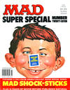 Cover for MAD Special [MAD Super Special] (EC, 1970 series) #27