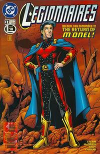 Cover Thumbnail for Legionnaires (DC, 1993 series) #37