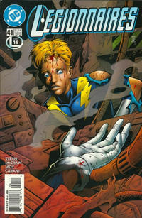 Cover Thumbnail for Legionnaires (DC, 1993 series) #41