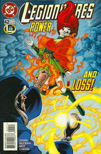 Cover Thumbnail for Legionnaires (DC, 1993 series) #42