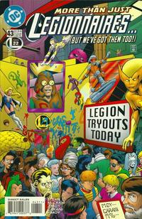 Cover Thumbnail for Legionnaires (DC, 1993 series) #43