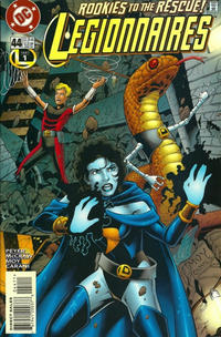 Cover Thumbnail for Legionnaires (DC, 1993 series) #44