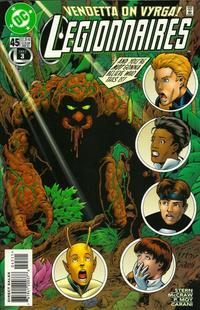Cover Thumbnail for Legionnaires (DC, 1993 series) #45
