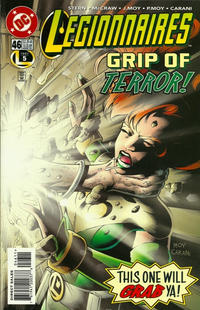 Cover Thumbnail for Legionnaires (DC, 1993 series) #46
