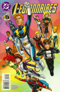 Cover Thumbnail for Legionnaires (DC, 1993 series) #47