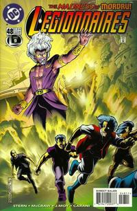 Cover Thumbnail for Legionnaires (DC, 1993 series) #48