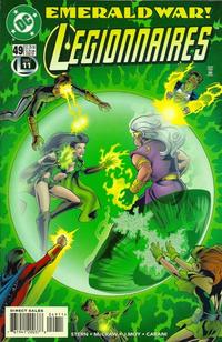 Cover Thumbnail for Legionnaires (DC, 1993 series) #49