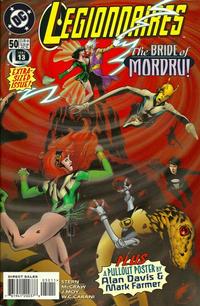 Cover Thumbnail for Legionnaires (DC, 1993 series) #50
