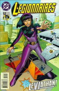 Cover Thumbnail for Legionnaires (DC, 1993 series) #52