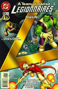 Cover Thumbnail for Legionnaires (DC, 1993 series) #53