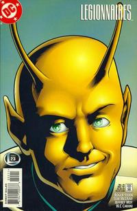 Cover Thumbnail for Legionnaires (DC, 1993 series) #55