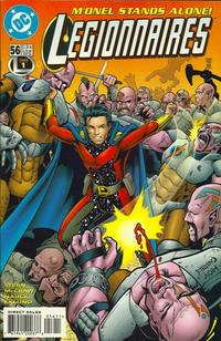 Cover Thumbnail for Legionnaires (DC, 1993 series) #56