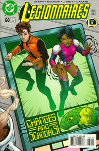 Cover Thumbnail for Legionnaires (DC, 1993 series) #60