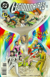 Cover Thumbnail for Legionnaires (DC, 1993 series) #61
