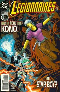 Cover Thumbnail for Legionnaires (DC, 1993 series) #67