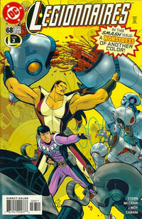 Cover Thumbnail for Legionnaires (DC, 1993 series) #68