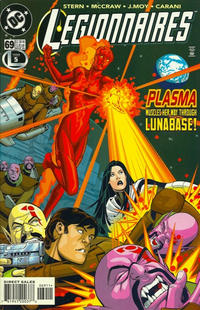 Cover Thumbnail for Legionnaires (DC, 1993 series) #69