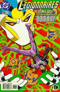Cover Thumbnail for Legionnaires (DC, 1993 series) #70