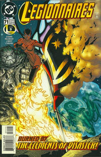 Cover Thumbnail for Legionnaires (DC, 1993 series) #71