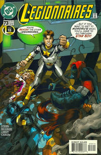 Cover Thumbnail for Legionnaires (DC, 1993 series) #73