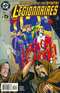 Cover Thumbnail for Legionnaires (DC, 1993 series) #75