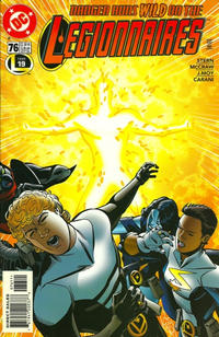 Cover Thumbnail for Legionnaires (DC, 1993 series) #76
