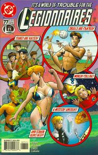 Cover Thumbnail for Legionnaires (DC, 1993 series) #77