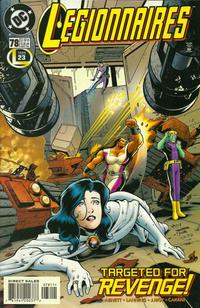 Cover Thumbnail for Legionnaires (DC, 1993 series) #78