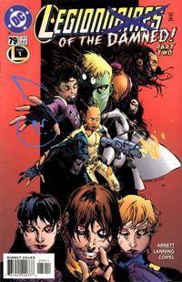 Cover Thumbnail for Legionnaires (DC, 1993 series) #79