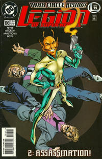 Cover Thumbnail for Legion of Super-Heroes (DC, 1989 series) #106
