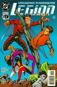 Cover Thumbnail for Legion of Super-Heroes (DC, 1989 series) #111