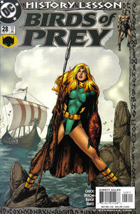 Cover Thumbnail for Birds of Prey (DC, 1999 series) #28