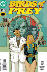 Cover Thumbnail for Birds of Prey (DC, 1999 series) #32
