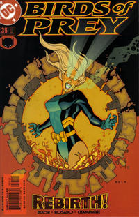 Cover Thumbnail for Birds of Prey (DC, 1999 series) #35
