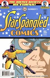 Cover Thumbnail for Star Spangled Comics (DC, 1999 series) #1