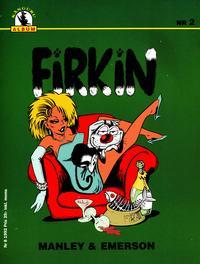 Cover Thumbnail for Känguru album (Epix, 1991 series) #2 [8/1992] - Firkin