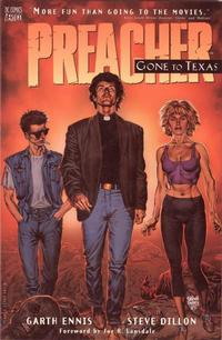 Cover Thumbnail for Preacher (DC, 1996 series) #[1] - Gone to Texas