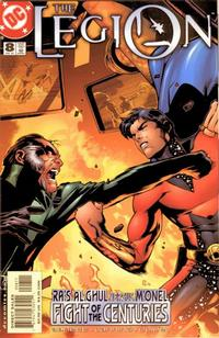 Cover Thumbnail for The Legion (DC, 2001 series) #8