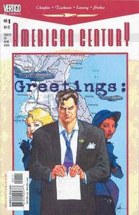 Cover Thumbnail for American Century (DC, 2001 series) #1