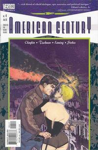 Cover Thumbnail for American Century (DC, 2001 series) #4
