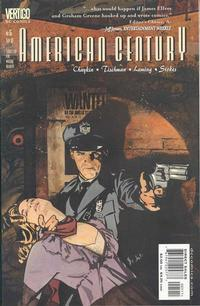 Cover for American Century (DC, 2001 series) #5