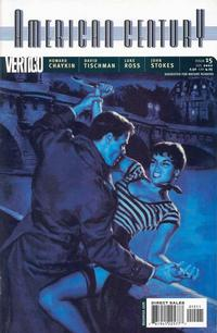 Cover Thumbnail for American Century (DC, 2001 series) #15