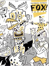 Cover Thumbnail for Fox Comics (Fox Comics, 1984 series) #15