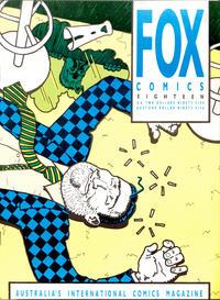 Cover Thumbnail for Fox Comics (Fox Comics, 1984 series) #18