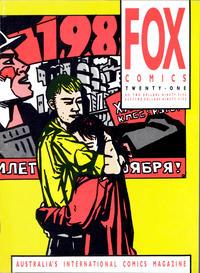 Cover Thumbnail for Fox Comics (Fox Comics, 1984 series) #21