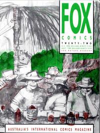 Cover Thumbnail for Fox Comics (Fox Comics, 1984 series) #22
