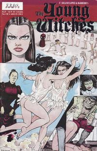 Cover Thumbnail for Young Witches (Fantagraphics, 1991 series) #2