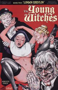 Cover Thumbnail for Young Witches: London Babylon (Fantagraphics, 1995 series) #5